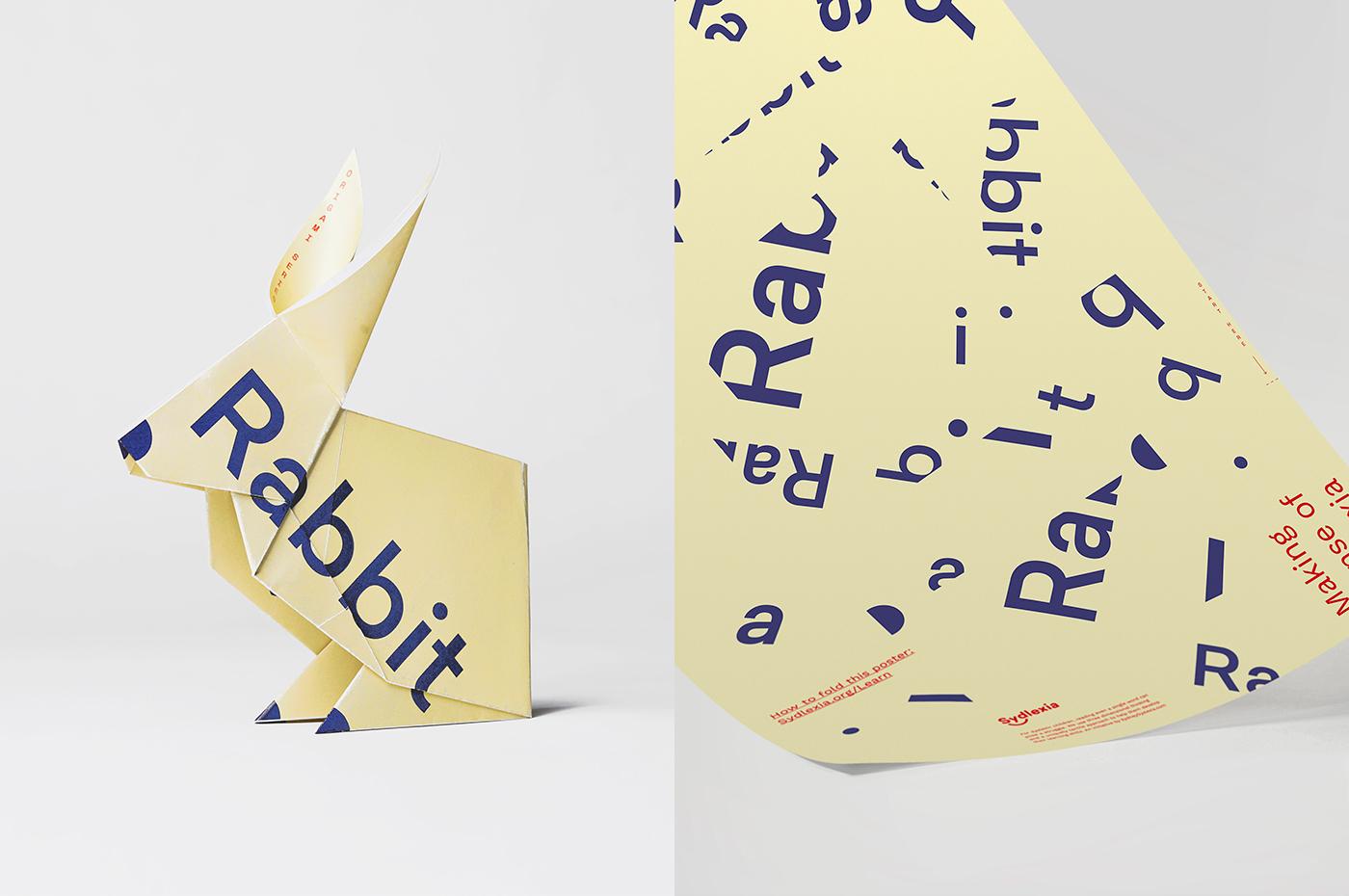 Best-of-BPO-Sydlexia-Making-Sense-Of-Dyslexia-Campaign-Branding-Print-Origami-BBDO-Dubai-BPO