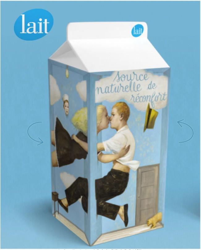 Молоко Le Lait