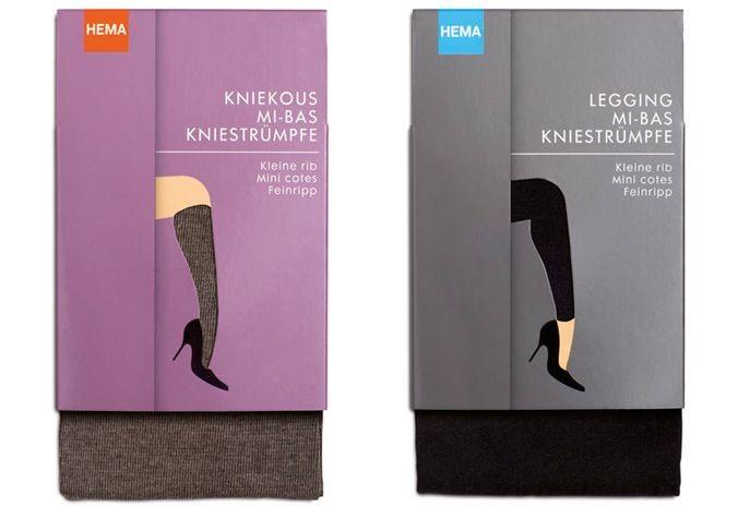 упаковка колготок Игривые ножки