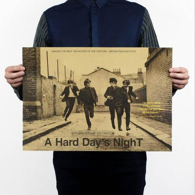 The-Beatles-poster-retro-nostalgia-kraft-paper-decorative-painting-wall-sticker-L40.jpg_640x640