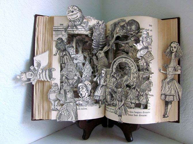 необычные арт-книги 13