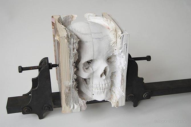необычные арт-книги 7