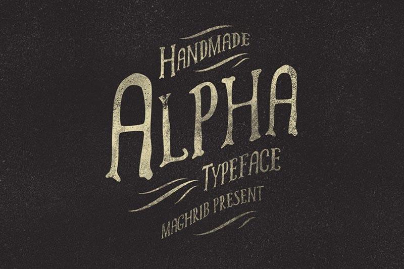 Alpha-Rough