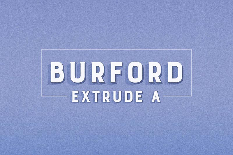 Burford-Extrude-A