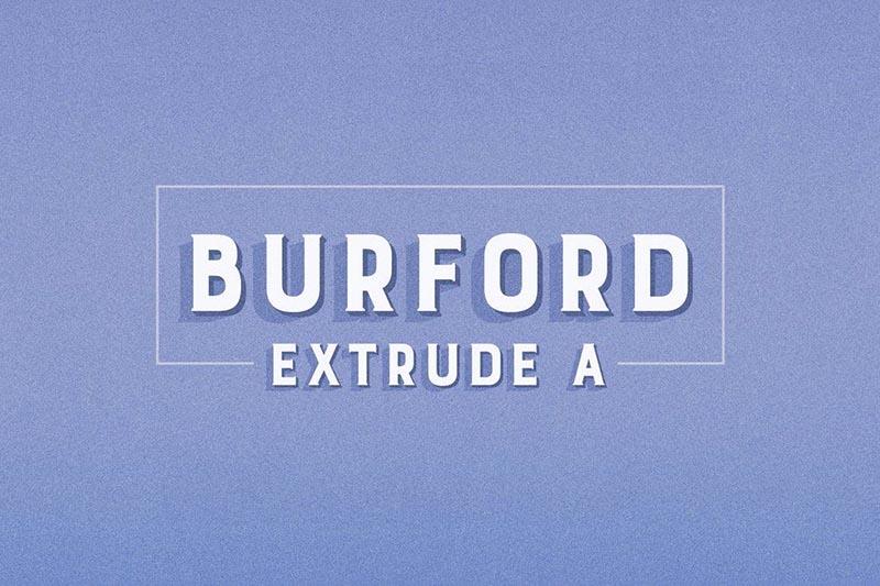 Burford-Extrude-A