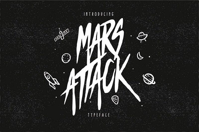 Mars-Attack