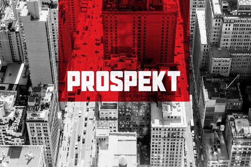 Prospekt-Typeface