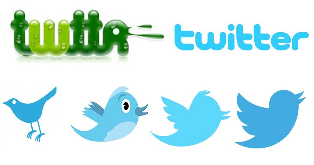 Twitter-Logo-history