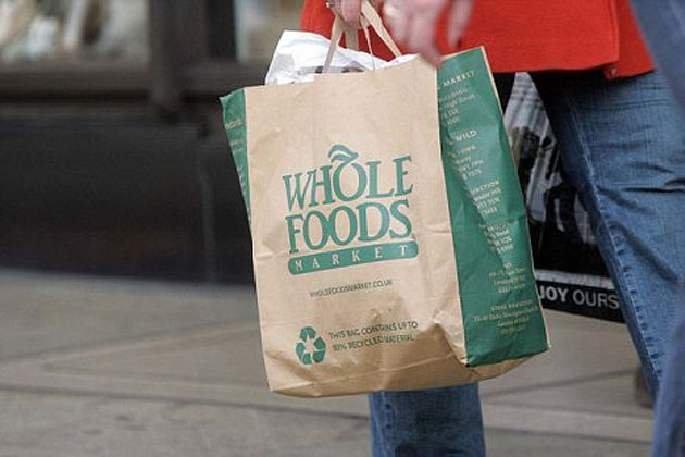 WHOLE FOOD STORE JOINS THE MAIL'S BAG CAMPAIGN