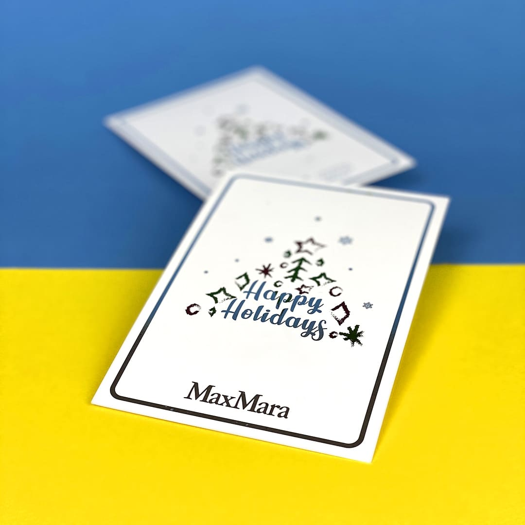 заказать печать открыток